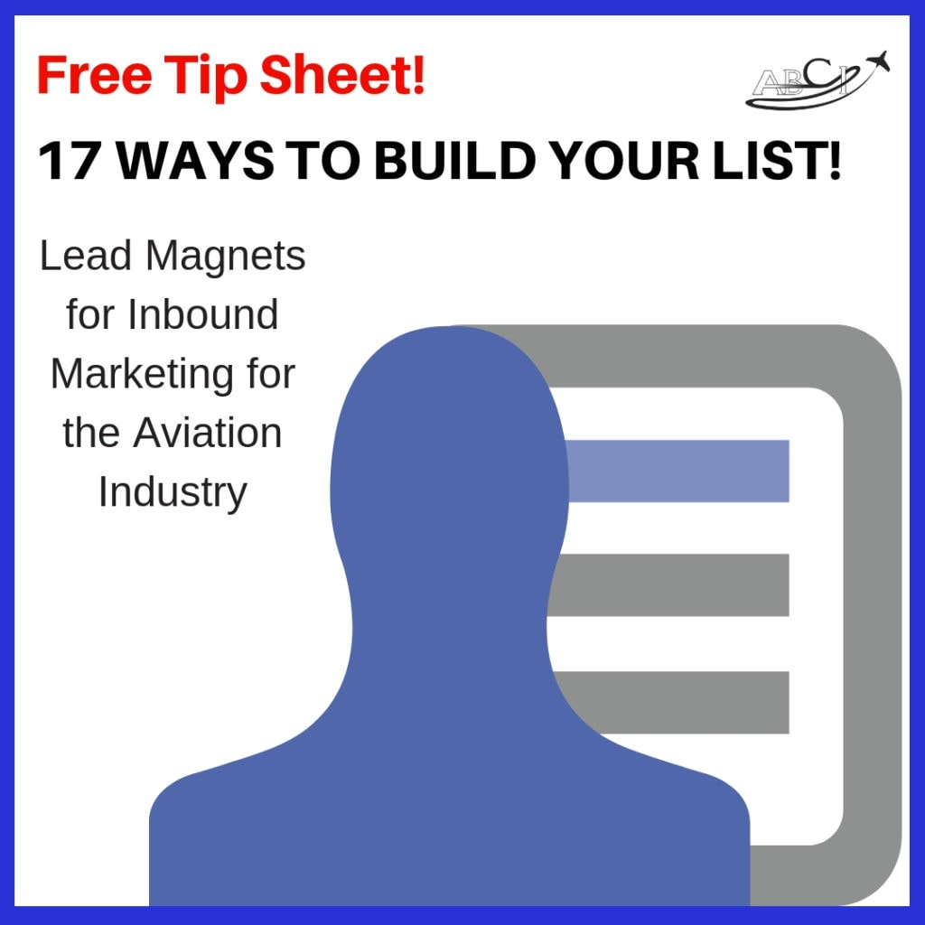 17 ways to Build Your List