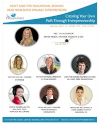 Female Entrepreneurs in Aviation - WAI Panel Discussion