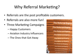 Referral Marketing Campaigns