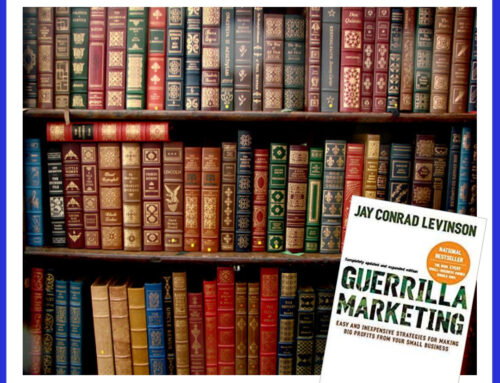 Book Club Discussion  – Guerrilla Marketing by Jay Conrad Levinson