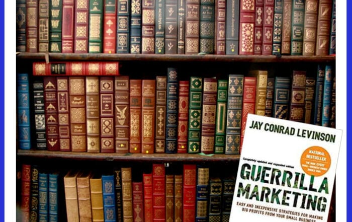 Aviation Book Club - Guerilla Marketing by Jay Conrad Levinson