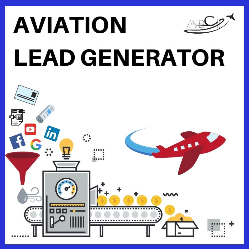 Aviation Lead Generator