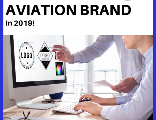 Three Ways to Update Your Aviation Brand for  2019