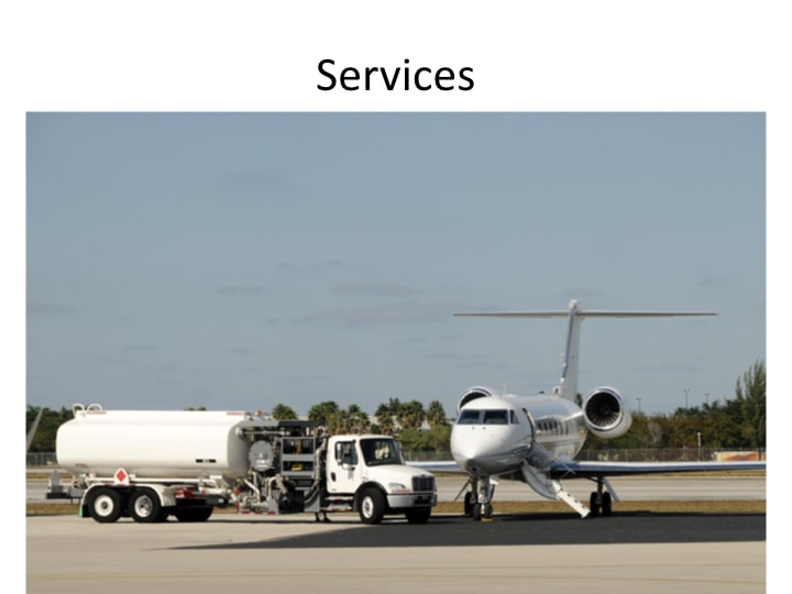 Should an Aviation Service Provider Have a Catalog?
