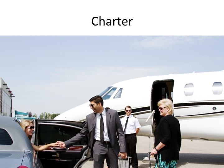 Should an Air Charter Broker Have a Catalog?