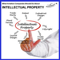 How and Why Aviation Sales and Marketing People Should Protect Their Intellectual Property