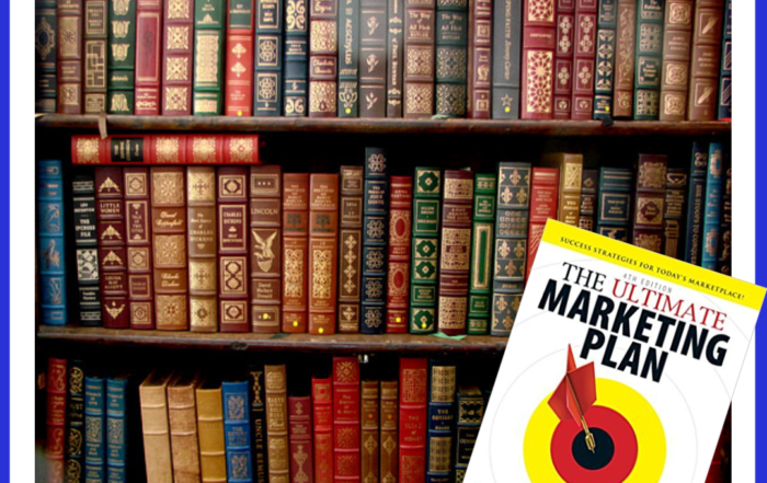 Book Club Discussion- The Ultimate Marketing Plan by Dan S. Kennedy