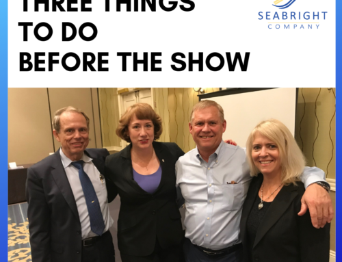 Aviation Trade Show Success – Three Things to do Before the Trade Show!