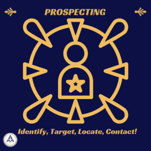 Our Eight-Step, Guaranteed Aviation Prospecting Process