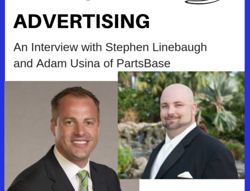 Aviation Advertising – Interview with Stephen Linebaugh and Adam Usina