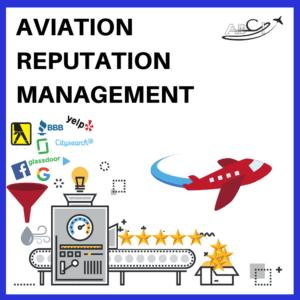 Aviation Reputation Management