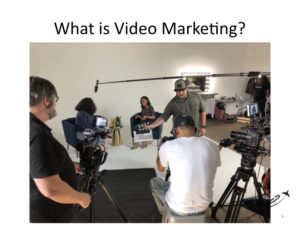 Aviation promo videos - what are some of the ways to produce a video?