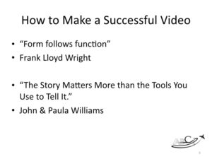 Aviation promo videos - how to make a successful video