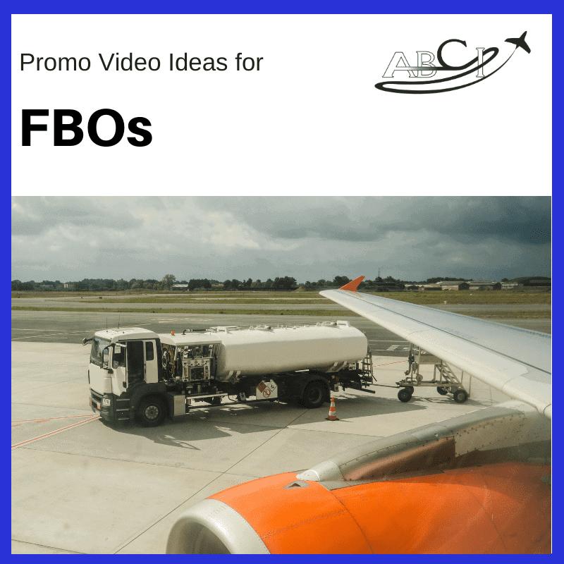 Marketing Ideas for FBOs
