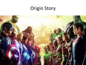 Marketing for Brokers and aviation consultants -origin story