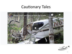 Marketing for Brokers and aviation consultants -cautionary tales