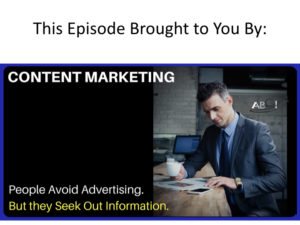 Marketing for Brokers and aviation consultants - content marketing