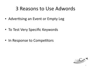Three Reasons to Ignore Our Advice and Use Adwords Anyway