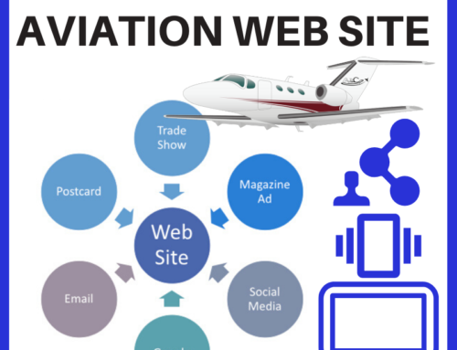 Three Essential Elements of an Aviation Web Site