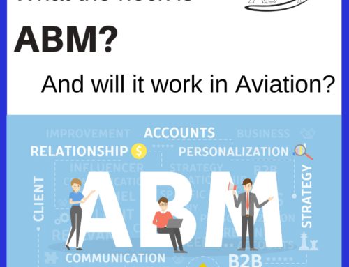 ABM for Aviation Marketing – Will It Work?
