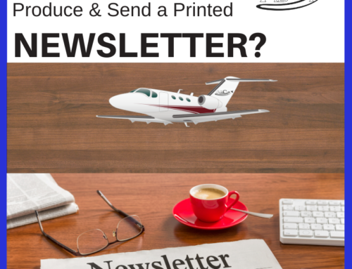Aviation Marketing Question- Should We Produce a Printed Newsletter?