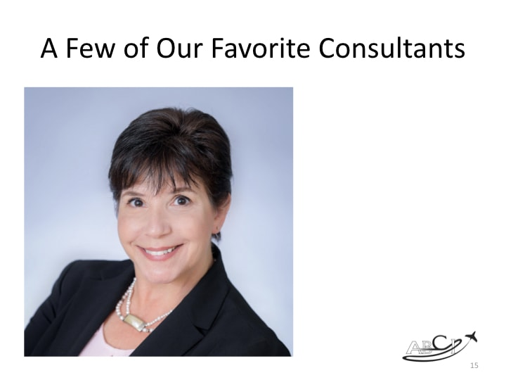 Marketing for aviation consultants - Sherry Chaput - Avion Trace