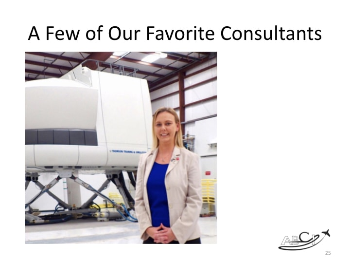 Marketing for aviation consultants - Deidra Toye, AeroStar Training Services