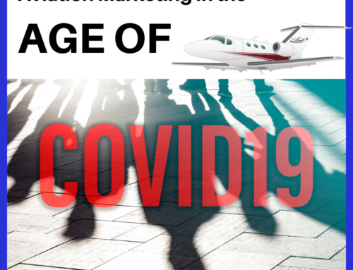 Aviation Marketing in the Age of Covid 19