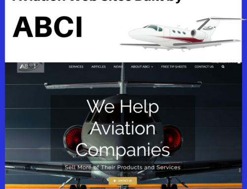 Ten Aviation Websites by ABCI