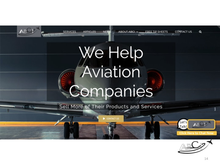 Aviation Websites - ABCI