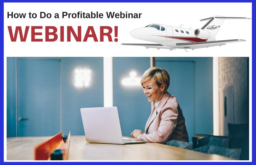 Aviation marketing webinar webinar