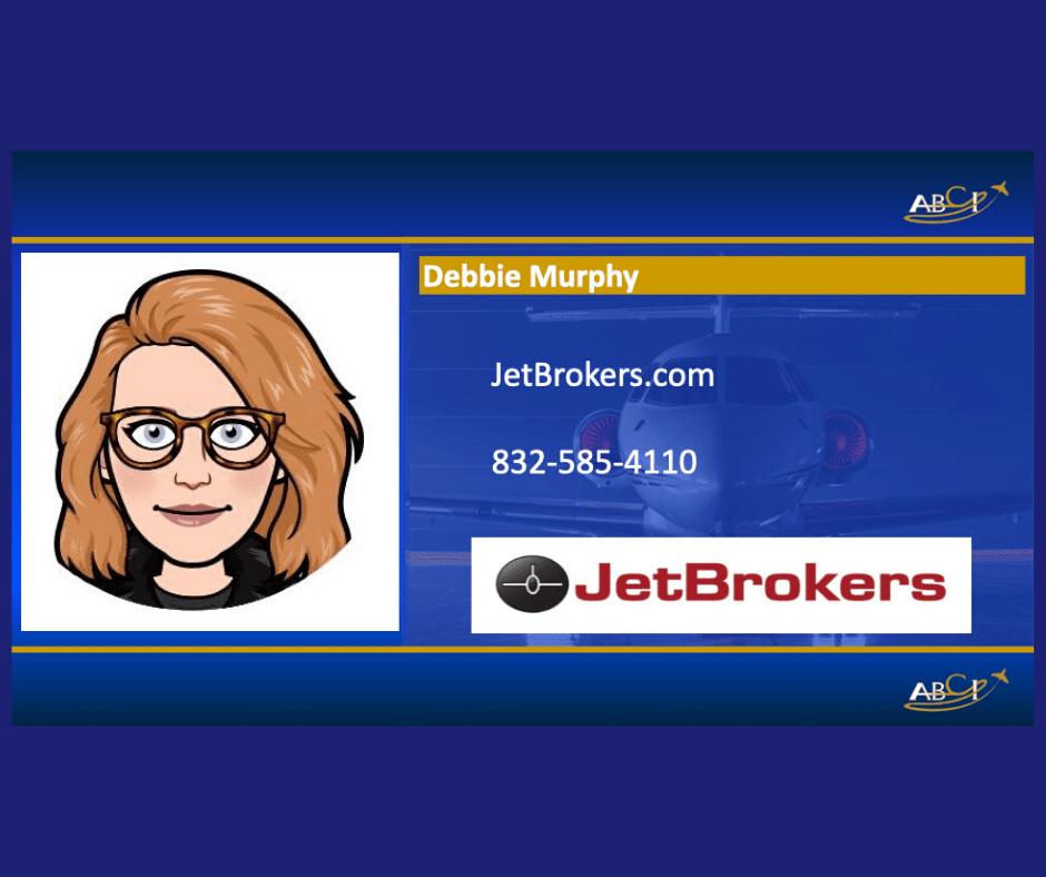 Debbie Murphy - JetBrokers.com