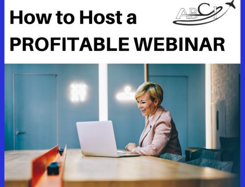 Webinar Replay – How to Host a Profitable Live Webinar