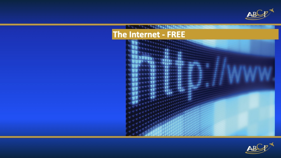 favorite marketing tool - the Internet