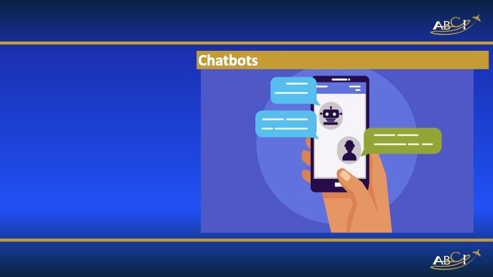 Aviation Marketing Tool - Chatbots