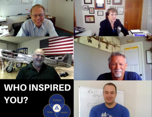 Who Inspired You? (In Aviation, Business, Marketing . . . )