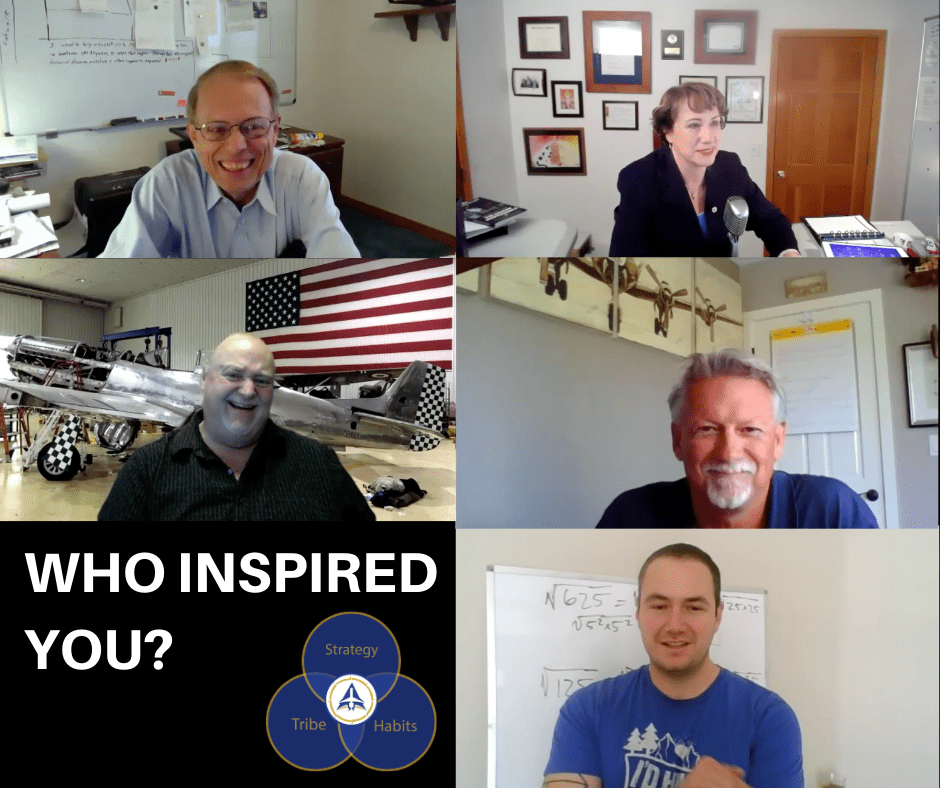 Who Inspired You?
