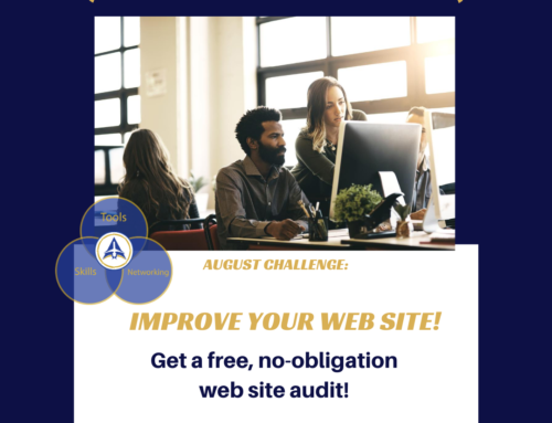 August Audits –  How Is Your Website Serving Your Sale Process?