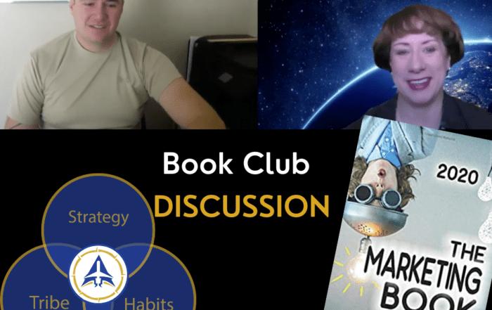 The Marketing Book by Jason McDonald