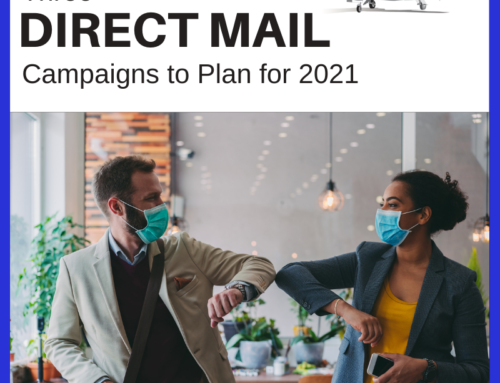 Three Aviation Direct Mail Campaigns To Plan for 2021