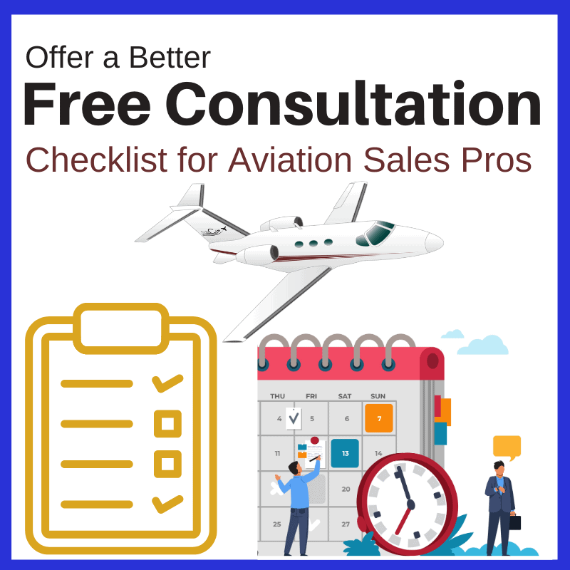 Aviation Consultation Checklist