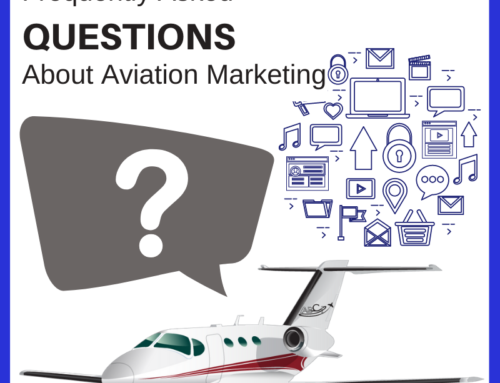 Aviation Marketing – Frequently Asked Questions
