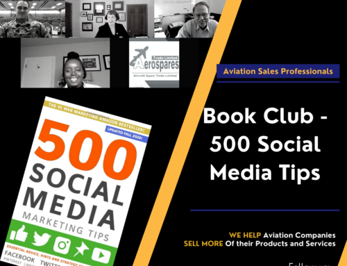Book Club Discussion – 500 Social Media Tips