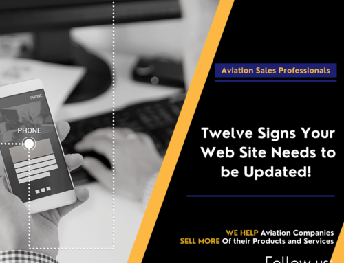Twelve Signs You Need A Web Site Refresh