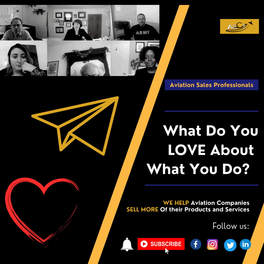 What do you LOVE About what you do?
