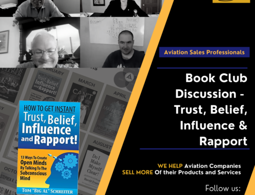 Book Club Discussion- Trust, Belief, Influence and Rapport