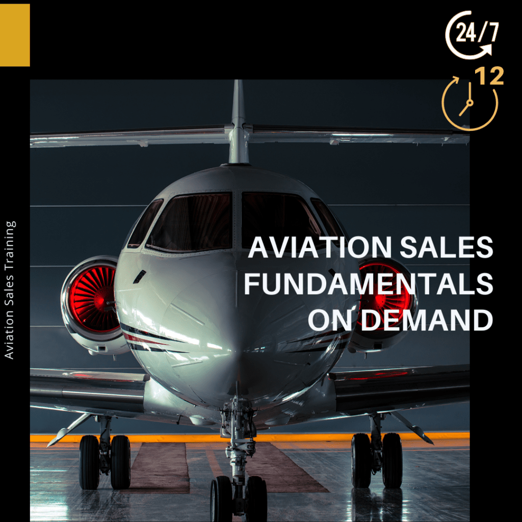 Aviation Sales Fundamentals On Demand