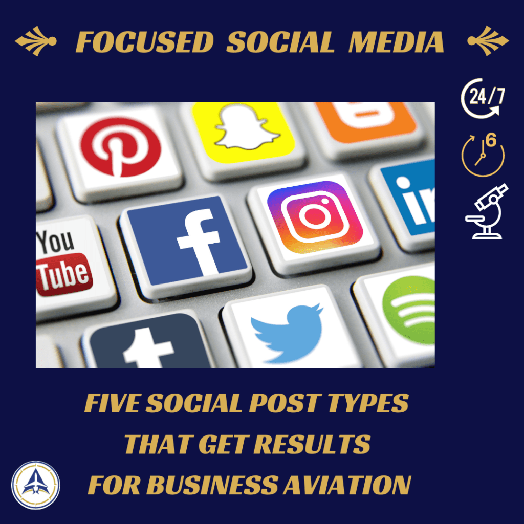 Aviation Social Media Workshop