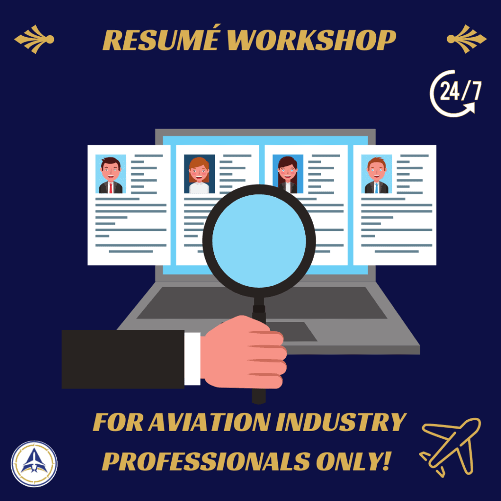 Aviation Resume Workshop