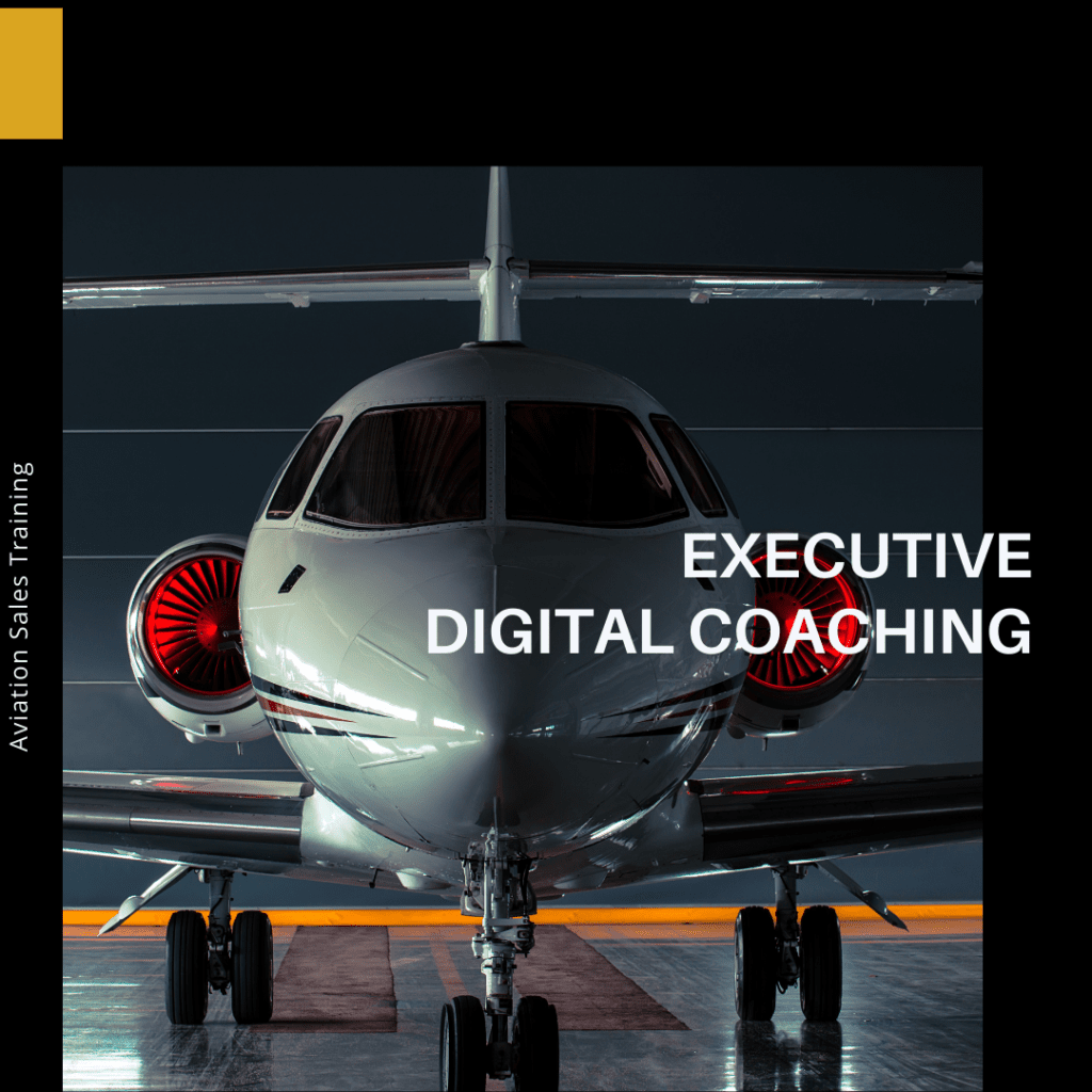 Aviation Executive Digital Coaching